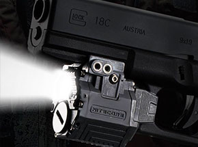Ліхтарі для пістолета