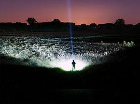 Сверхмощные фонари