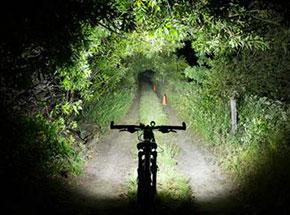 Велофари. Ліхтарі для велосипеда