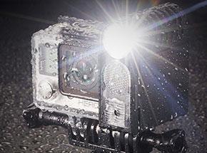 Ліхтарі для екшн-камер