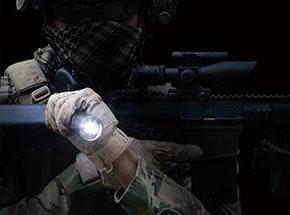 Тактичні ліхтарі
