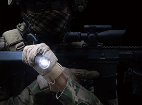 Тактические фонари